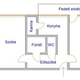 Eladó  panellakás (<span class='notranslate'>Nyíregyháza</span>, <span class='notranslate'>Belváros</span>) 16,7 M   <span class='notranslate'>Ft</span>