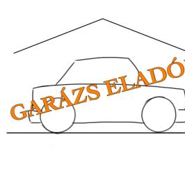 Eladó  garázs (<span class='notranslate'>Nyíregyháza</span>, <span class='notranslate'>Érkert</span>) 3,5 M   <span class='notranslate'>Ft</span>