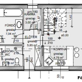 Eladó  családi ház (<span class='notranslate'>Szentendre</span>, <span class='notranslate'>Tyúkosdűlő</span>) 59 M   <span class='notranslate'>Ft</span>