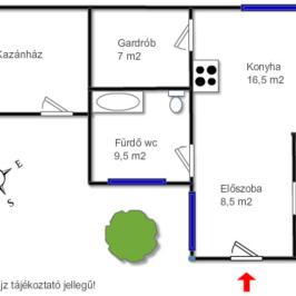Eladó  családi ház (<span class='notranslate'>Bernecebaráti</span>, <span class='notranslate'></span>) 9,9 M   <span class='notranslate'>Ft</span>