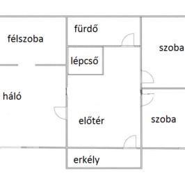 Eladó  családi ház (<span class='notranslate'>Nyíregyháza</span>, <span class='notranslate'>Nyírszőlős</span>) 24,4 M   <span class='notranslate'>Ft</span>