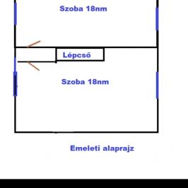 Eladó  családi ház (<span class='notranslate'>Veresegyház</span>, <span class='notranslate'>Tópart</span>) 37,9 M   <span class='notranslate'>Ft</span>