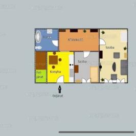 Eladó  családi ház (<span class='notranslate'>Páty</span>, <span class='notranslate'>Ófalu</span>) 34,9 M   <span class='notranslate'>Ft</span>