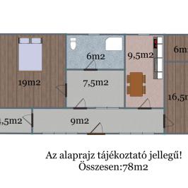 Eladó  családi ház (<span class='notranslate'>Romhány</span>, <span class='notranslate'></span>) 8 M   <span class='notranslate'>Ft</span>