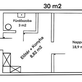 Eladó  téglalakás (<span class='notranslate'>Budapest, XI.  </span>kerület) 27 M   <span class='notranslate'>Ft</span>