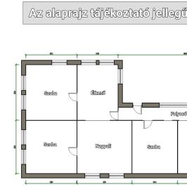 Eladó  családi ház (<span class='notranslate'>Szátok</span>, <span class='notranslate'></span>) 8,8 M   <span class='notranslate'>Ft</span>