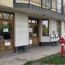 Kiadó  üzlet (<span class='notranslate'>Budapest, XIV.  </span>kerület) 150 E   <span class='notranslate'>Ft</span>/hó