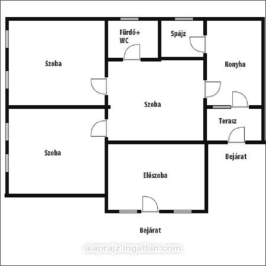 Eladó  családi ház (<span class='notranslate'>Kemecse</span>, <span class='notranslate'></span>) 10.7 M   <span class='notranslate'>Ft</span>