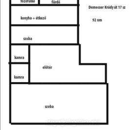 Eladó  családi ház (<span class='notranslate'>Demecser</span>, <span class='notranslate'></span>) 3,9 M   <span class='notranslate'>Ft</span>