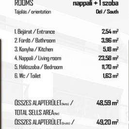 Eladó  téglalakás (<span class='notranslate'>Budapest, XIII.  </span>kerület) 49,23 M   <span class='notranslate'>Ft</span>