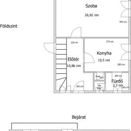 Eladó  családi ház (<span class='notranslate'>Budapest, XVI.  </span>kerület) 55 M   <span class='notranslate'>Ft</span>