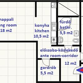 Eladó  téglalakás (<span class='notranslate'>Budapest, I.  </span>kerület) 64.9 M   <span class='notranslate'>Ft</span>