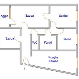 Eladó  panellakás (<span class='notranslate'>Nyíregyháza</span>, <span class='notranslate'>Örökösföld</span>) 20,99 M   <span class='notranslate'>Ft</span>