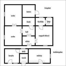 Eladó  családi ház (<span class='notranslate'>Pilis</span>, <span class='notranslate'></span>) 22,5 M   <span class='notranslate'>Ft</span>