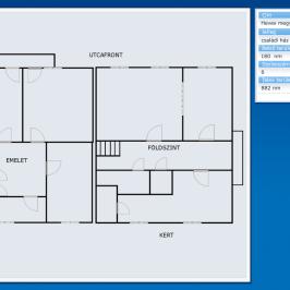 Eladó  családi ház (<span class='notranslate'>Ostoros</span>, <span class='notranslate'></span>) 45 M   <span class='notranslate'>Ft</span>