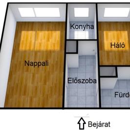 Eladó  panellakás (<span class='notranslate'>Budapest, IV.  </span>kerület) 21,8 M   <span class='notranslate'>Ft</span>