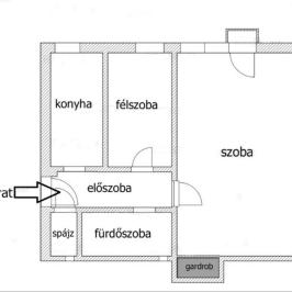 Eladó  téglalakás (<span class='notranslate'>Budapest, XVIII.  </span>kerület) 21,9 M   <span class='notranslate'>Ft</span>