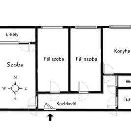Eladó  panellakás (<span class='notranslate'>Nyíregyháza</span>, <span class='notranslate'>Örökösföld</span>) 19,9 M   <span class='notranslate'>Ft</span>