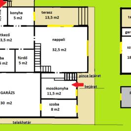 Eladó  családi ház (<span class='notranslate'>Fót</span>, <span class='notranslate'></span>) 82 M   <span class='notranslate'>Ft</span>