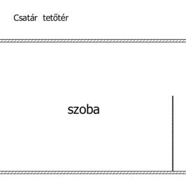 Eladó  nyaraló (<span class='notranslate'>Veszprém</span>, <span class='notranslate'>Csatárhegy</span>) 15 M   <span class='notranslate'>Ft</span>