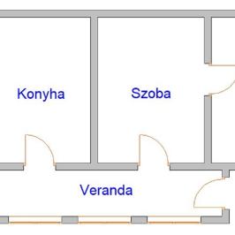 Eladó  családi ház (<span class='notranslate'>Nyíregyháza</span>, <span class='notranslate'>Borbánya</span>) 7,5 M   <span class='notranslate'>Ft</span>