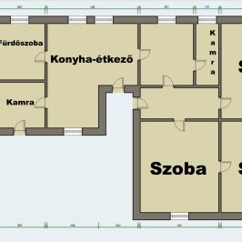 Eladó  családi ház (<span class='notranslate'>Kisecset</span>, <span class='notranslate'></span>) 13 M   <span class='notranslate'>Ft</span>