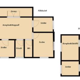 Eladó  családi ház (<span class='notranslate'>Mosonmagyaróvár</span>, <span class='notranslate'></span>) 80 M   <span class='notranslate'>Ft</span> +ÁFA