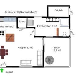 Eladó  családi ház (<span class='notranslate'>Szigetszentmárton</span>, <span class='notranslate'></span>) 85 M   <span class='notranslate'>Ft</span>