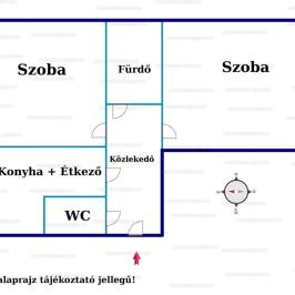 Eladó  téglalakás (<span class='notranslate'>Budapest, XIII.  </span>kerület) 38,5 M   <span class='notranslate'>Ft</span>