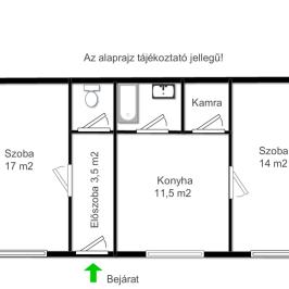 Eladó  családi ház (<span class='notranslate'>Szigetszentmiklós</span>, <span class='notranslate'>Leshegy ipari park</span>) 21,5 M   <span class='notranslate'>Ft</span>