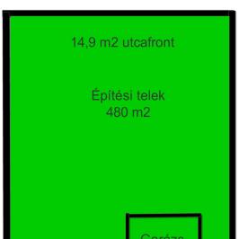 Eladó  telek (<span class='notranslate'>Ráckeve</span>, <span class='notranslate'></span>) 11,5 M   <span class='notranslate'>Ft</span>