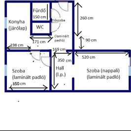 Eladó  panellakás (<span class='notranslate'>Tatabánya</span>, <span class='notranslate'>Sárberek</span>) 16,5 M   <span class='notranslate'>Ft</span>