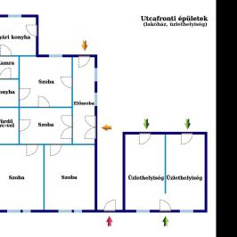 Eladó  családi ház (<span class='notranslate'>Újkígyós</span>, <span class='notranslate'></span>) 15.9 M   <span class='notranslate'>Ft</span>