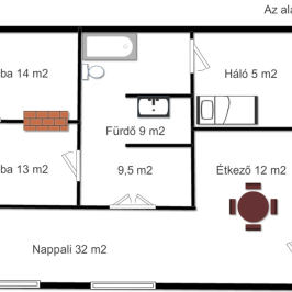 Eladó  családi ház (<span class='notranslate'>Kiskunlacháza</span>, <span class='notranslate'></span>) 29,9 M   <span class='notranslate'>Ft</span>