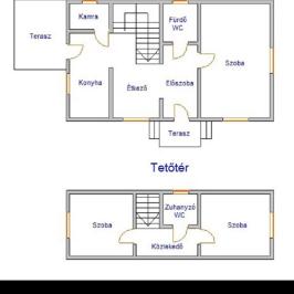 Eladó  családi ház (<span class='notranslate'>Nyíregyháza</span>, <span class='notranslate'>Kőlapos</span>) 38,5 M   <span class='notranslate'>Ft</span>