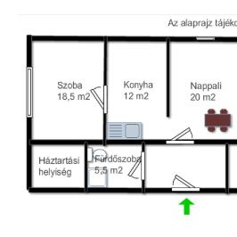 Eladó  családi ház (<span class='notranslate'>Dömsöd</span>, <span class='notranslate'></span>) 11,99 M   <span class='notranslate'>Ft</span>