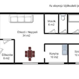 Eladó  családi ház (<span class='notranslate'>Érd</span>, <span class='notranslate'></span>) 55,8 M   <span class='notranslate'>Ft</span>