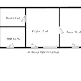 Eladó  családi ház (<span class='notranslate'>Ráckeve</span>, <span class='notranslate'></span>) 8,5 M   <span class='notranslate'>Ft</span>