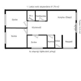 Eladó  családi ház (<span class='notranslate'>Délegyháza</span>, <span class='notranslate'></span>) 39.9 M   <span class='notranslate'>Ft</span>