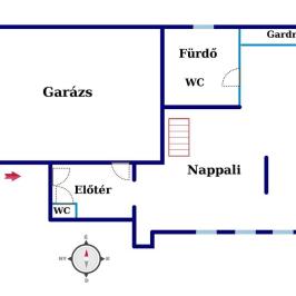 Eladó  családi ház (<span class='notranslate'>Nyíregyháza</span>, <span class='notranslate'>Korányi kertváros</span>) 169,9 M   <span class='notranslate'>Ft</span>