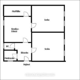 Eladó  családi ház (<span class='notranslate'>Sényő</span>, <span class='notranslate'></span>) 7,5 M   <span class='notranslate'>Ft</span>