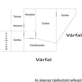 Eladó  téglalakás (<span class='notranslate'>Vác</span>, <span class='notranslate'>Burgundia</span>) 42,99 M   <span class='notranslate'>Ft</span>