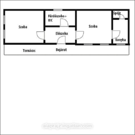 Eladó  családi ház (<span class='notranslate'>Tiszanagyfalu</span>, <span class='notranslate'></span>) 4,5 M   <span class='notranslate'>Ft</span>
