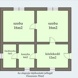 Eladó  családi ház (<span class='notranslate'>Kisecset</span>, <span class='notranslate'></span>) 14 M   <span class='notranslate'>Ft</span>