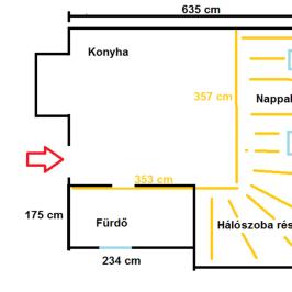 Eladó  téglalakás (<span class='notranslate'>Budapest, VII.  </span>kerület) 38,8 M   <span class='notranslate'>Ft</span>