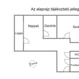 Eladó  panellakás (<span class='notranslate'>Vác</span>, <span class='notranslate'>Alsóváros</span>) 22,9 M   <span class='notranslate'>Ft</span>