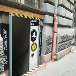 Kiadó  üzlethelyiség utcai bejáratos (<span class='notranslate'>Budapest, VI.  </span>kerület) 160 E   <span class='notranslate'>Ft</span>/hó