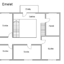 Eladó  családi ház (<span class='notranslate'>Nyíregyháza</span>, <span class='notranslate'>Belváros közeli</span>) 55 M   <span class='notranslate'>Ft</span>