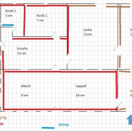 Eladó  családi ház (<span class='notranslate'>Gödöllő</span>, <span class='notranslate'>Fenyves</span>) 52 M   <span class='notranslate'>Ft</span>