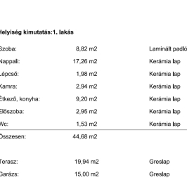 Eladó  ikerház (<span class='notranslate'>Őrbottyán</span>, <span class='notranslate'></span>) 55 M   <span class='notranslate'>Ft</span>